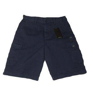 Calvin Klein Men's Cargo Shorts Blue 32 NWT